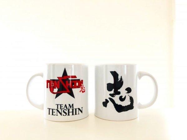 画像1: TEAM TENSHIN【志】マグカップ シングル (1)