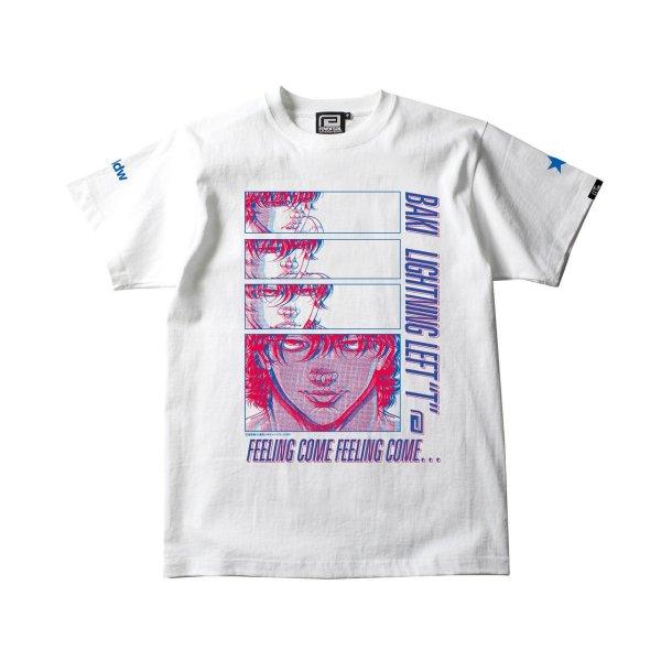 画像1: 【天心監修!】 BAKI×LLT×rvddw「MONSTER TEE」 Tシャツ (1)